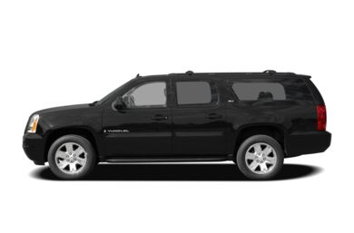 90 Degree Profile 2011 GMC Yukon XL 1500