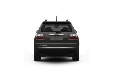 Surround Rear Profile 2011 GMC Acadia