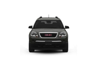Surround Front Profile  2011 GMC Acadia