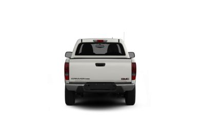 Surround Rear Profile 2011 GMC Canyon