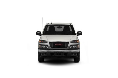 Surround Front Profile  2011 GMC Canyon