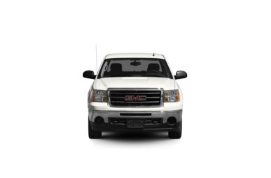 Surround Front Profile  2011 GMC Sierra 1500 Hybrid