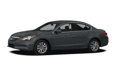 3/4 Front Glamour 2011 Honda Accord