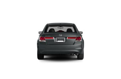 Surround Rear Profile 2011 Honda Accord
