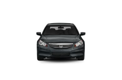 Surround Front Profile  2011 Honda Accord