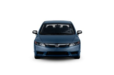 Surround Front Profile  2011 Honda Civic