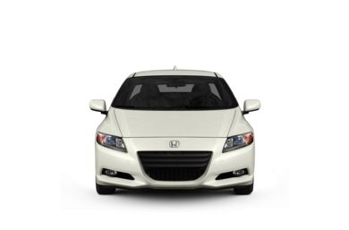 Surround Front Profile  2011 Honda CR-Z
