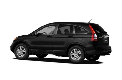 Surround 3/4 Rear - Drivers Side  2011 Honda CR-V