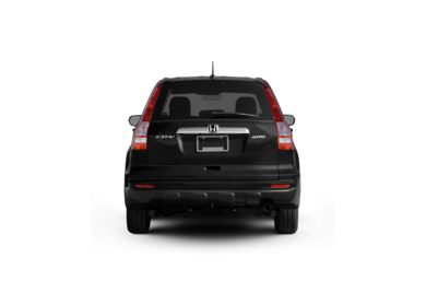 Surround Rear Profile 2011 Honda CR-V