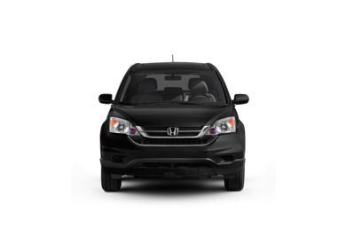 Surround Front Profile  2011 Honda CR-V
