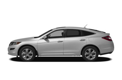 90 Degree Profile 2011 Honda Crosstour