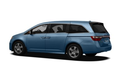 Surround 3/4 Rear - Drivers Side  2011 Honda Odyssey