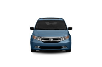 Surround Front Profile  2011 Honda Odyssey