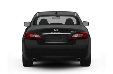 Rear Profile  2011 Infiniti M56x