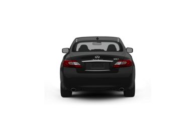 Surround Rear Profile 2011 Infiniti M56x