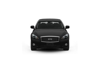 Surround Front Profile  2011 Infiniti M56x