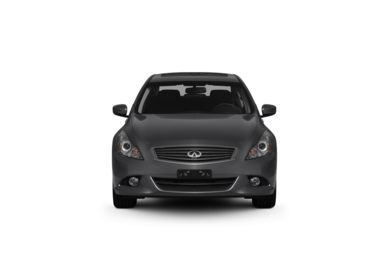 Surround Front Profile  2011 Infiniti G25x