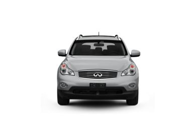 Surround Front Profile  2011 INFINITI EX35