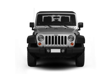 Grille  2011 Jeep Wrangler