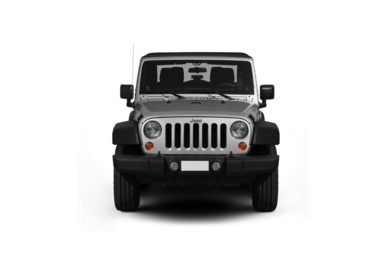 Surround Front Profile  2011 Jeep Wrangler