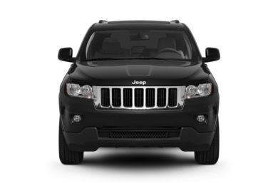 Grille  2011 Jeep Grand Cherokee