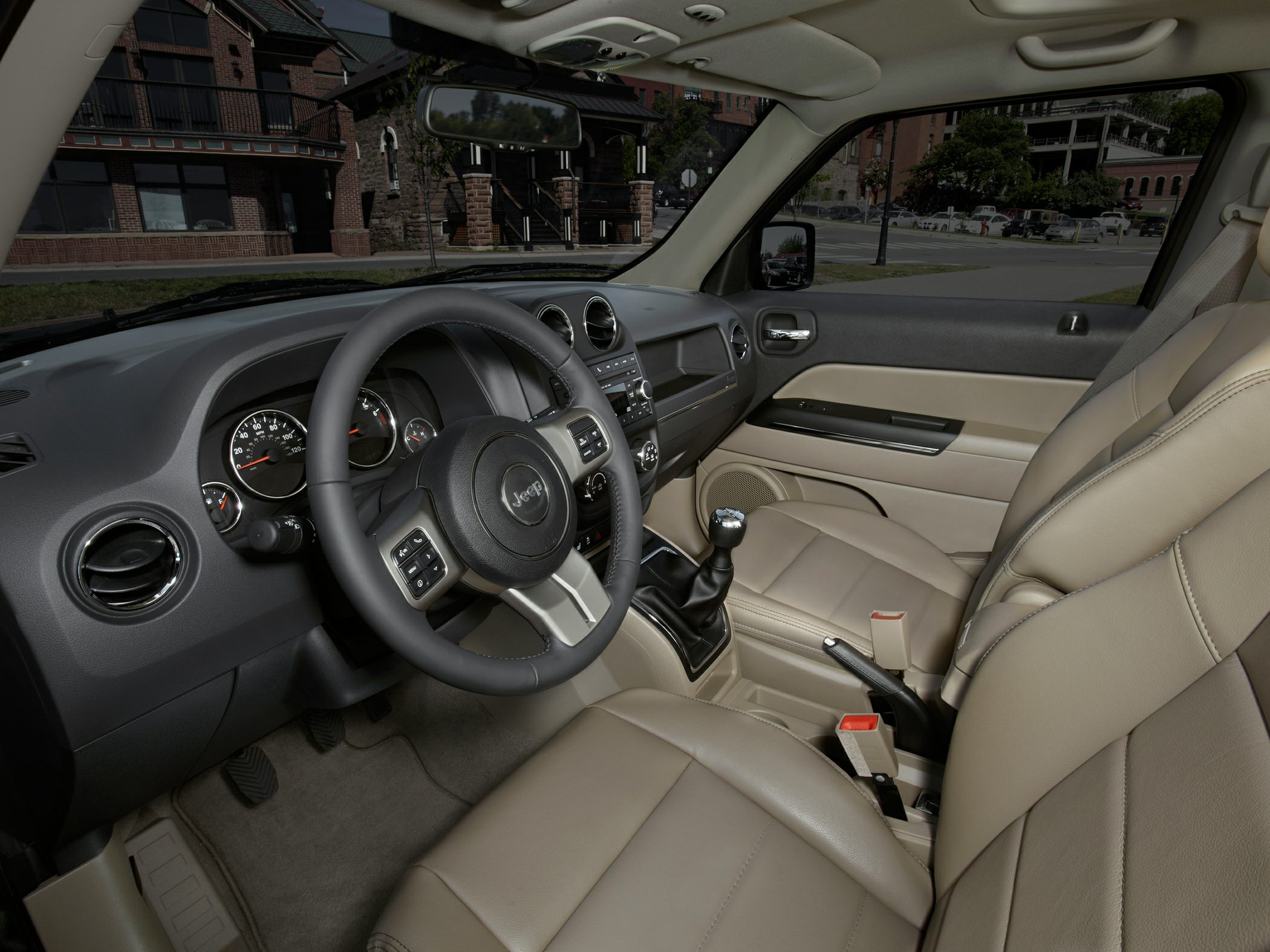 OEM Interior Primary  2011 Jeep Patriot