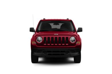 Surround Front Profile  2011 Jeep Patriot
