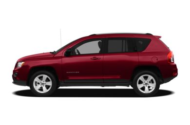 90 Degree Profile 2011 Jeep Compass