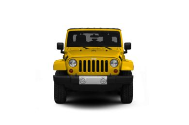 Surround Front Profile  2011 Jeep Wrangler Unlimited