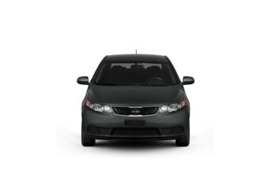 Surround Front Profile  2011 Kia Forte