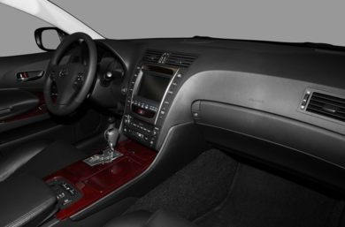 Interior Profile  2011 Lexus GS 450h