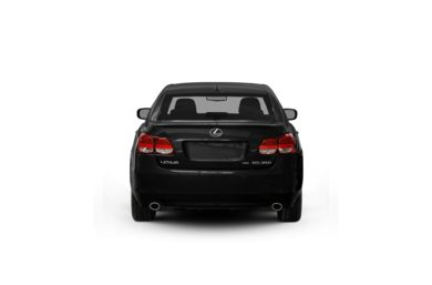Surround Rear Profile 2011 Lexus GS 350
