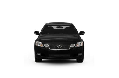 Surround Front Profile  2011 Lexus GS 350