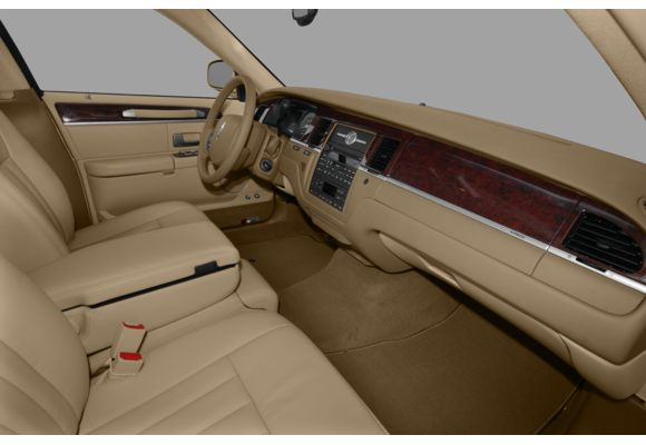 2011 Lincoln Town Car Pictures Photos Carsdirect