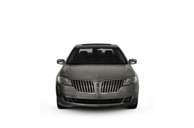 Surround Front Profile  2011 Lincoln MKZ