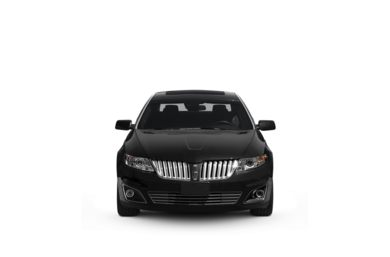 Surround Front Profile  2011 Lincoln MKS