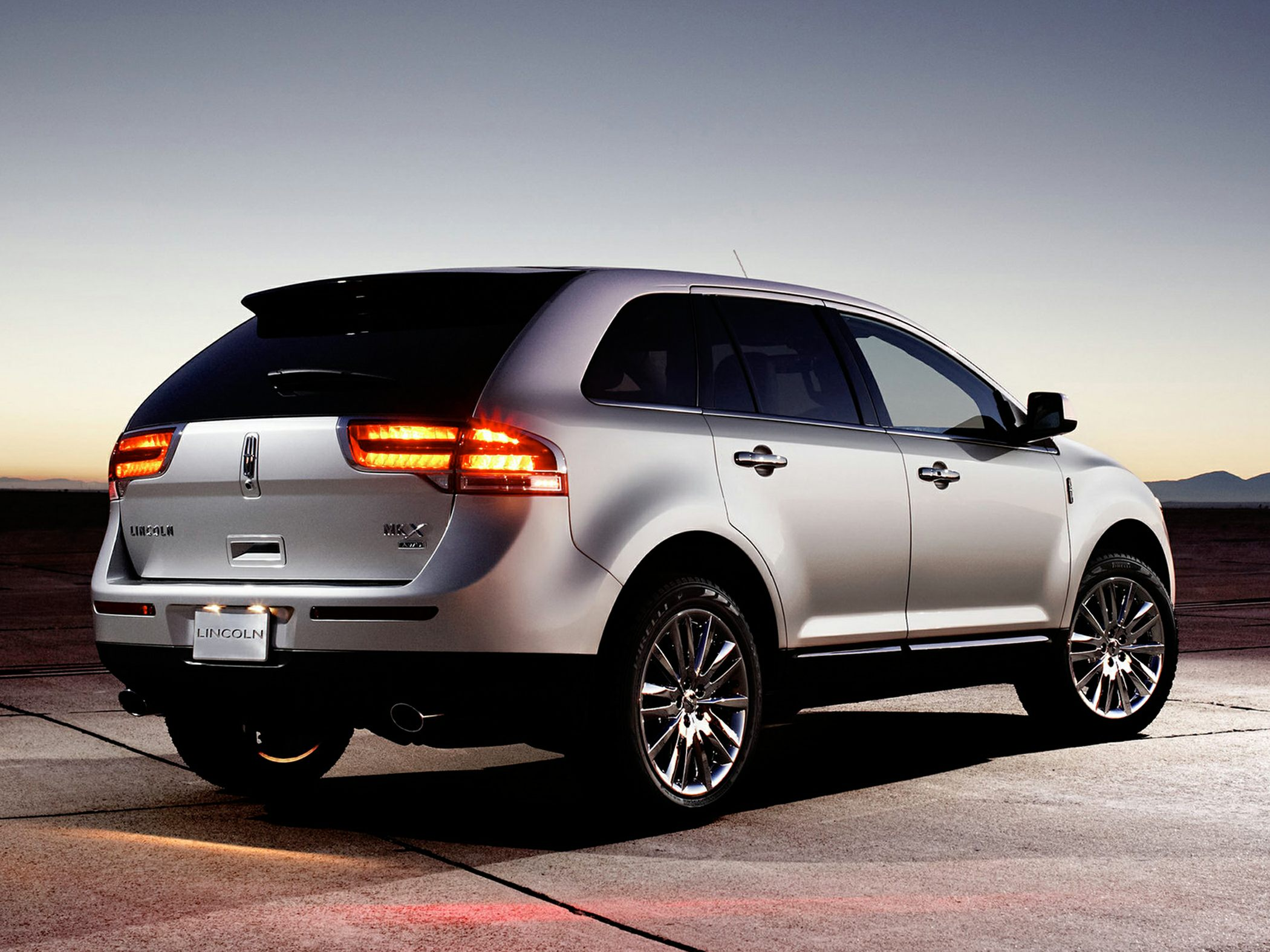 2014 Lincoln MKX Glamour