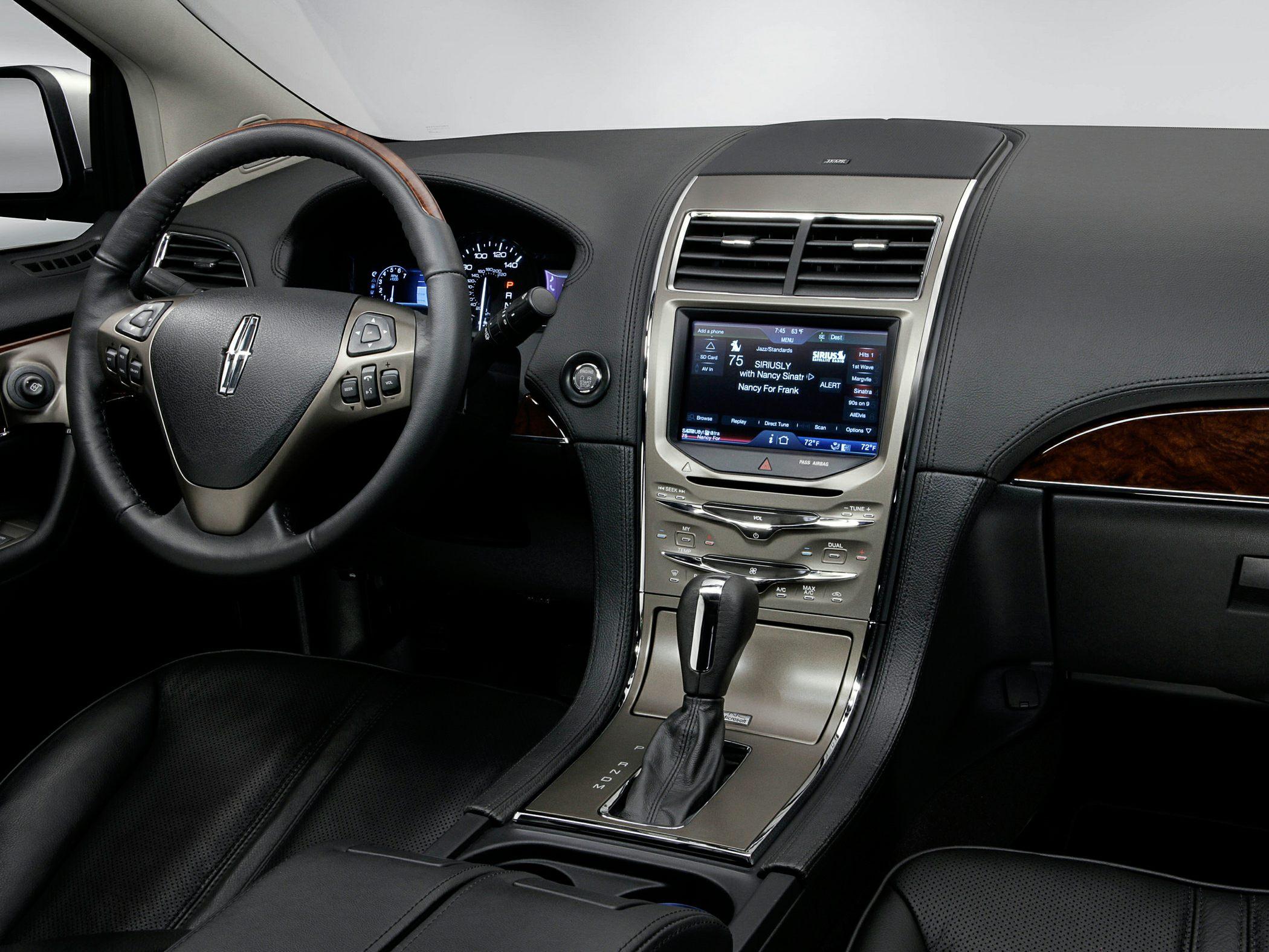 2014 Lincoln MKX Glamour Interior