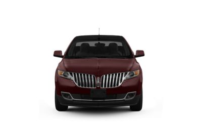 Surround Front Profile  2011 Lincoln MKX