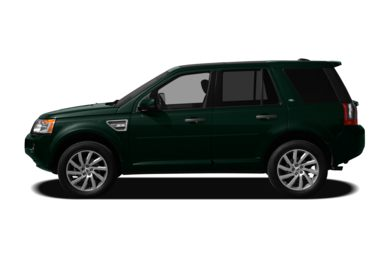 90 Degree Profile 2011 Land Rover LR2