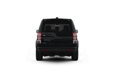 Surround Rear Profile 2011 Land Rover LR4