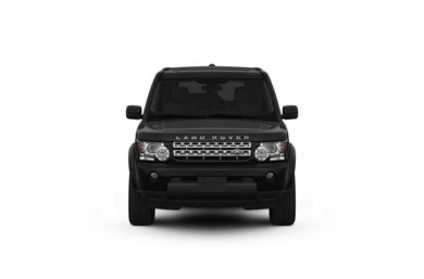 Surround Front Profile  2011 Land Rover LR4