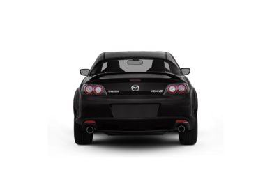 Surround Rear Profile 2011 Mazda RX-8