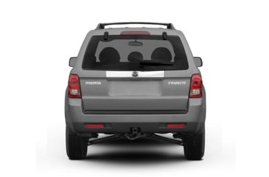 Rear Profile  2011 Mazda Tribute