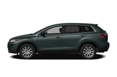 90 Degree Profile 2011 Mazda CX-9