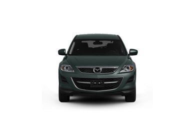 Surround Front Profile  2011 Mazda CX-9