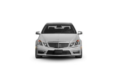 Surround Front Profile  2011 Mercedes-Benz E63 AMG
