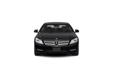 Surround Front Profile  2011 Mercedes-Benz CL550