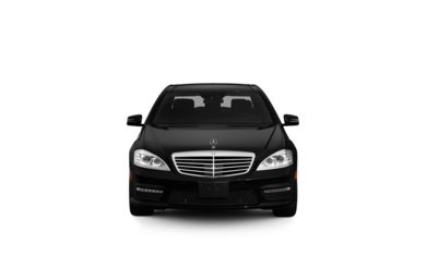 Surround Front Profile  2011 Mercedes-Benz S63 AMG