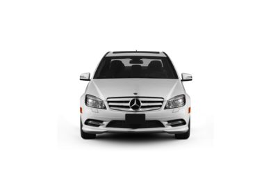 Surround Front Profile  2011 Mercedes-Benz C300